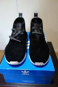 ADIDAS NMD Chukka US8.5 MEN CORE BLACK BRAND NEW S79146 Carnegie Glen Eira Area Preview