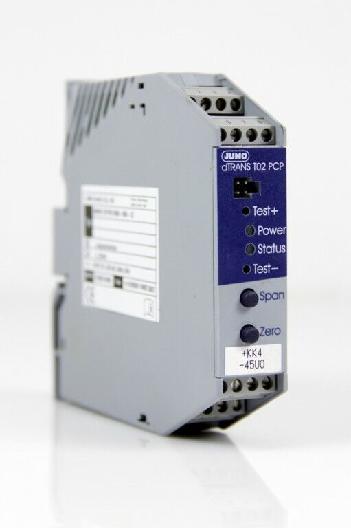 Jumo - Transmitter Programmable 0 212°F - Dtrans T02 Pcp