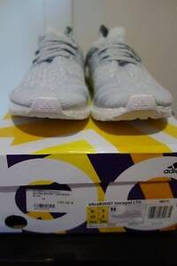 ADIDAS ULTRABOOST UNCAGED WHITE LTD US8.5 BRAND NEW Carnegie Glen Eira Area Preview
