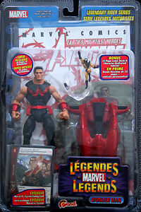 Marvel Legends Wonderman TOYBIZ