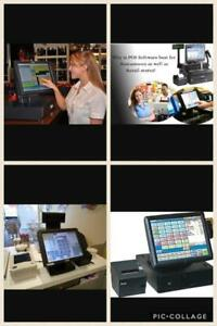 SIMPLE AND POWERFUL POS SYSTEM FOR FOOD COURT ,CAFES!!