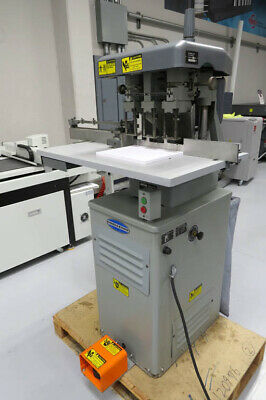 Challenge Paper Drill Eh-3a Warranty - Lassco Fmm-3 Baum Mbm