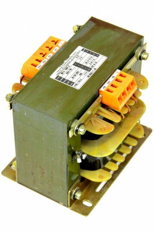 Michael Riedel REIA 1000 S Transformer Pri 220 V / Sec 25 50 250 500 V