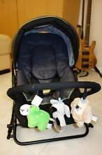 Steelcraft Baby Rocker Bouncer - excellent condition Cecil Hills Liverpool Area Preview