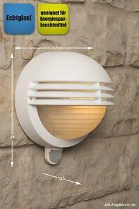 lampada da esterno con sensore di movimento applique da