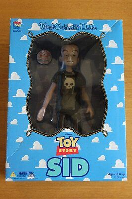 Medicom Toy VCD Sid Toy Story Vinyl Collectible Dolls Disney Pixar Japan
