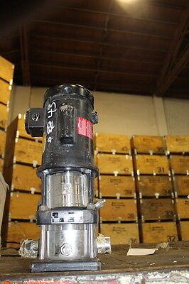 Grundfos 12 Hp Vertical Pump Crn2-20 11gpm