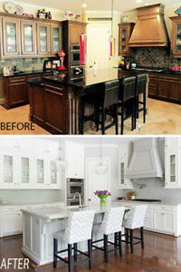 FREE 3D - Kitchen cabinets – Counter tops – FREE ESTIMATES