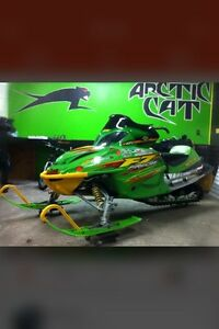 2003 Arctic Cat F7