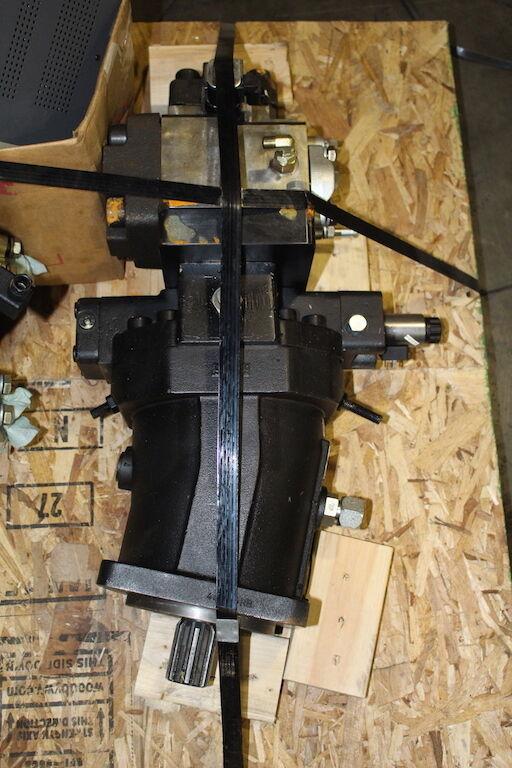 Bosch Rexroth Hydraulic Motor  ETS ENGINEERING AA6VM160EP1/63W VSD510A
