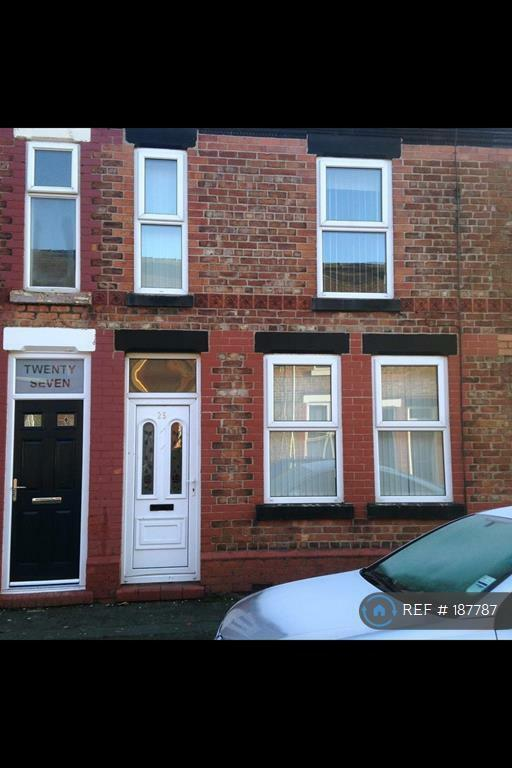 2 bedroom house in Elaine Street, Warrington, WA1 (2 bed)