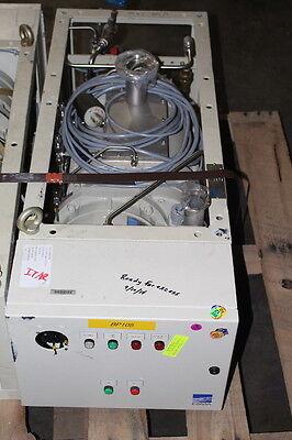 Ebara 40x20 Dry Vacuum Pump 1200lm 3ph 480v