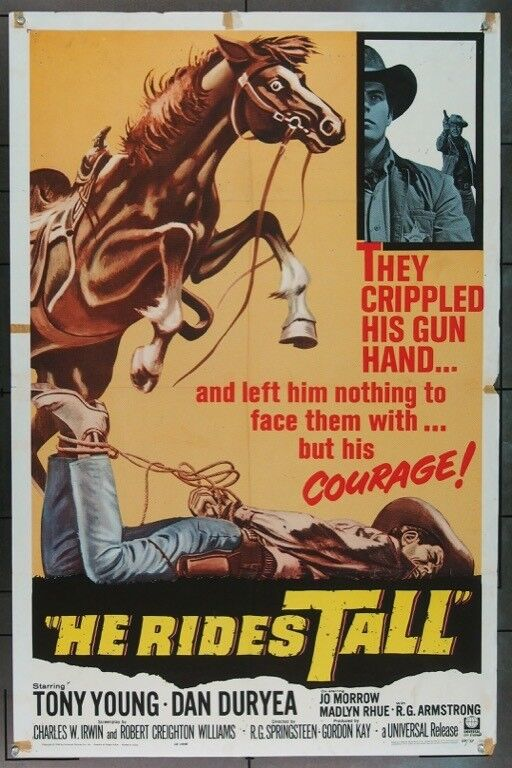 He rides tall (1964) 16577