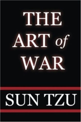 Купить The Art Of War New Paperback by Sun Tzu
