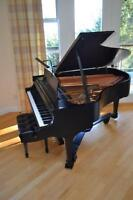 Stunning Steinway & Sons Series L Living Room Grand Piano