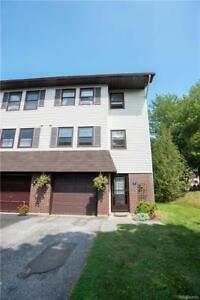 Updated End Unit Townhouse in Popular Rothesay