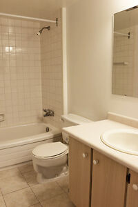 Downtown Windsor Bachelor Apartment for Rent w/ Pool, Sauna, Gym