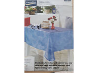 Tablecloth Blue