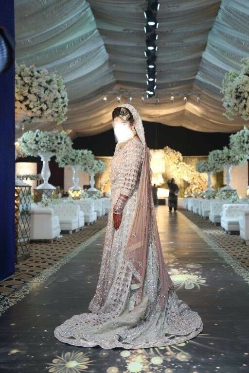 Luxury Asian Bridal Gown Adornment - Best Evening Gown Inspiration ...
