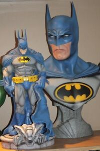 custom batman statue (not sideshow)