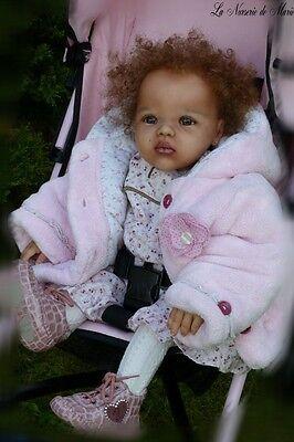 Reborn doll kit toddler Jamina by Petra Seiffert - Nicky Creation