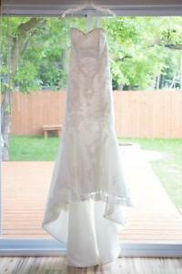 Size 12 wedding dress