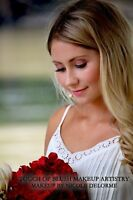 Certified Makeup Artists for your Upcoming Wedding!