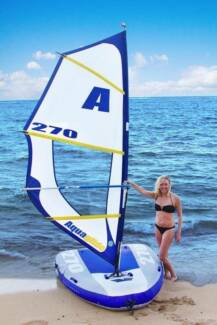 Aquaglide 3 in 1 inflatable water craft *SAVE $200!*