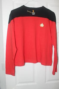 Star Trek TNG Command Uniform Tunic from The Experience