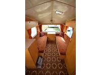 Vintage Caravan - 1969 Thomson Glendale Retro Classic Caravan - ALL ORIGINAL!