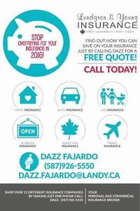 Looking for an auto insurance?