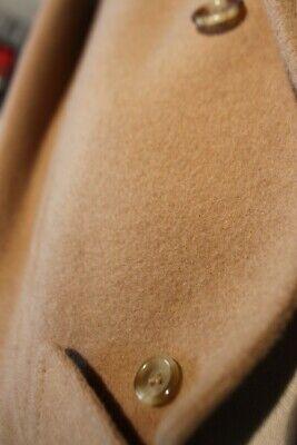 Manteau burberry 100% poil de chameau femme vêtement (32520)