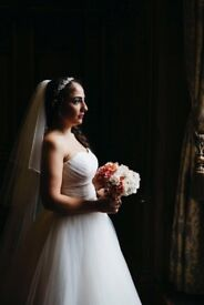 Full day wedding photography digital packages from £450