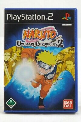 Naruto: Uzumaki Chronicles 2 (Sony PlayStation 2) PS2 Spiel in OVP - GUT (Uzumaki Chronicles 2)