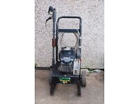 Pressure washer for swop