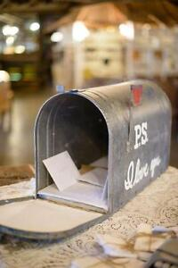 Looking to purchase Vintage Mailbox