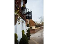 Part time house keeper needed for a beautiful 2 Rosette Inn in Chiddingfold outside of Guildford