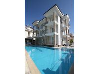 Stella Classic 2 Bedroom Apartments : quiet residence just a brief stroll from Calis beach