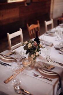 Wedding decor hire in queensland gumtree australia free local rustic country vintage wedding decorations jars vases etc junglespirit Images