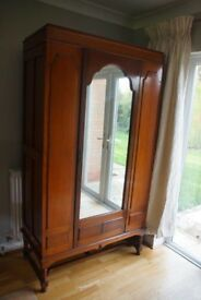 Almost Antique Wardrobes and Matching Dressing Table