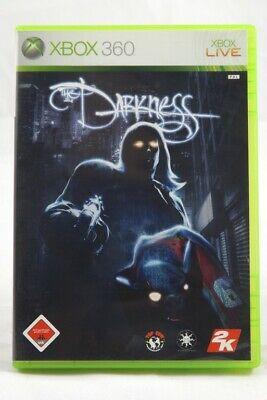 The Darkness (Microsoft Xbox 360) Spiel in OVP - SEHR GUT