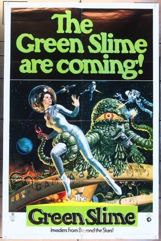 GREEN SLIME, THE (1968) 26082