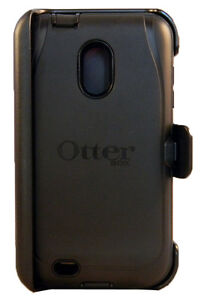 new samsung galaxy s ii epic 4g touch otterbox defender case black