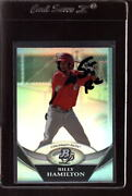 2011 Bowman Platinum Billy Hamilton