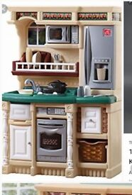 Excellent condition kitchen and accessoried