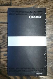 ++++Rogers SMCD3GN Cable Modem/Wi-Fi Router+++