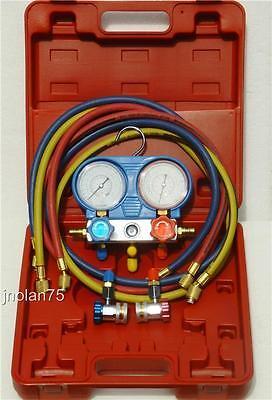 Ac Manifold Gauge Set R134a Air Conditioning Ac R 134