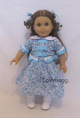 """Lovvbugg Skirt Set Styled for 18"""" American Girl Marie Grace School Modern Doll Clothes"""