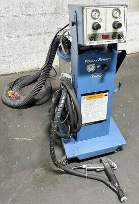 Nordson Versa-spray Portable Portable Powder Coat System