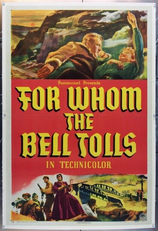 FOR WHOM THE BELL TOLLS (1943) 24264